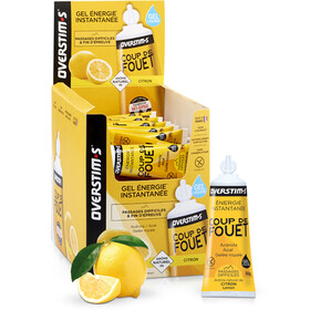 OVERSTIM.s Coup de Fouet Liquid Gel Box 36x30g Lemon